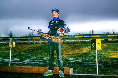 ALLSIDIG: Magnus Wassbakk driver allsidig med idrett på godt nivå, og har den langsiktige planen klar.