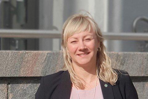 FERDIG: Anne Toril Eriksen Balto har bedt om å få fratre som fylkesråd.