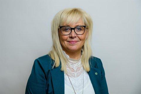 BRÅTT PÅ: Irene Lange Nordahl leder fylkesrådgruppa som nå må finne en ny fylkesråd for plan, økonomi og kultur.