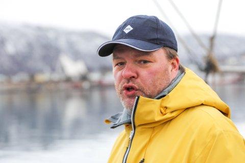 TOK OVER: Jan Roger Lerbukt i Hermes AS, tok over aksjemajoriteten i selskapet etter sin far. Nå må han møte sin bror i retten nok en gang.