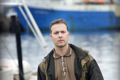 Avdelingsleder i Fiskebåtredernes forbund i Nord, Tor Are Vaskinn.