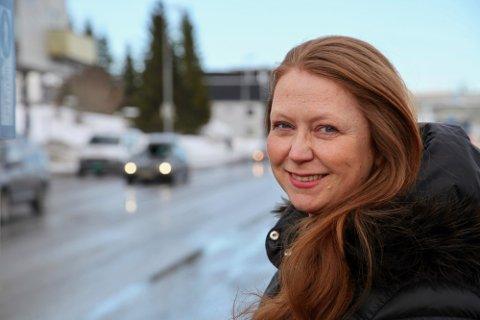 NY JOBB: Veronica Wiik gir seg som prosjektleder for Tenk Tromsø og går til en ny stilling.