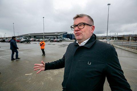 KRITIKK: Lyngen-ordfører Dan Håvard Johnsen (Sp) er svært misfornøyd med fergene på Lyngen-sambandet.