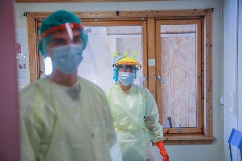 SMITTEUTBRUDD: Tromsø kan ha sluppet billig unna smitteutbruddet. Så langt er seks personer smittet.