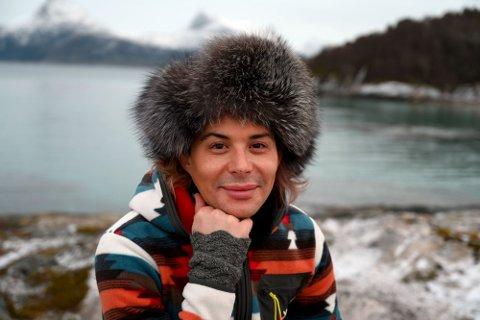 FÅTT NY JOBB: Erlend Elias, kjent fra en rekke TV-opptredener, har fått jobb i Tromsø.