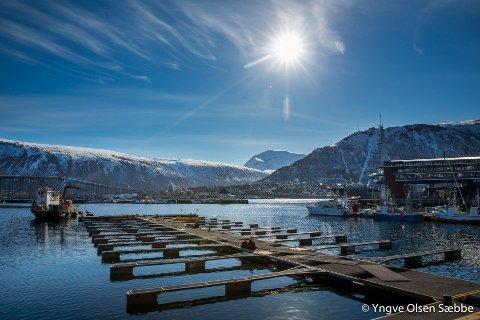 VARMT: 18. mai ble årets varmeste dag i Troms så langt.