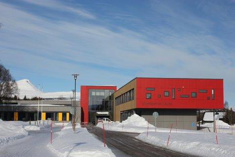 MANGE INNBRUDD: Storsteinnes skole har hatt syv innbrudd på kort tid.