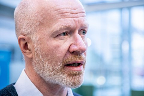 NY BØLGE: Smittevernoverlege Trond Brattland venter fortsatt økning i smitten i Tromsø.