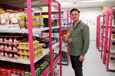 OSLO: Fra før av har selskapet Carl Randers er sjef for to fullverdige butikker i hovedstaden. Helt uten fysiske kunder i butikken.