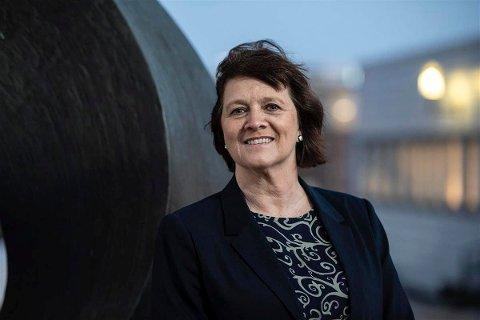 NY JOBB: Kristina Hansen tar farvel med fylkesrådet, og tar overgang til fiskeridepartementet.