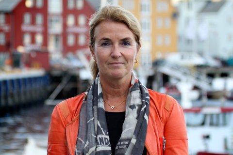 NY UIT-LEDER: Marianne Elisabeth Johnsen blir ny styreleder på UIT.