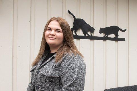 ORDNET SEG: Det så ut som Malene Bjørnstad-Nicolaisen (19) hadde tatt et femårig skoleløp på fire år til ingen nytte på grunn av steile regler. Men takket smidighet hos Troms og Finnmark Fylkeskommune, så ordnet det seg dagen før fristen.