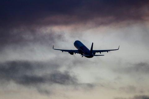 TAR SEG OPP: Sakte, men sikkert tar flytrafikken seg opp i løpet av sommeren og høsten. Også for utenlandsrutene.