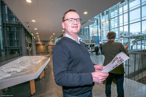 OPTIMISTISK: Kan den lange striden mellom TJFF og folkeaksjonen være over? Kommunedirektør Stig Tore Johnsen tror det.