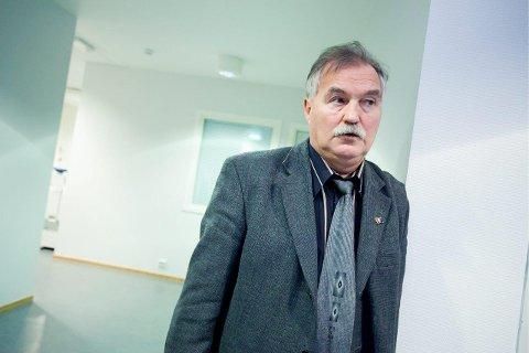 Arvid Lilleng (Kp) sier Storfjord risikerer å tape millioninntekter om regjeringens forslag om endring i eiendomsskatten går gjennom.