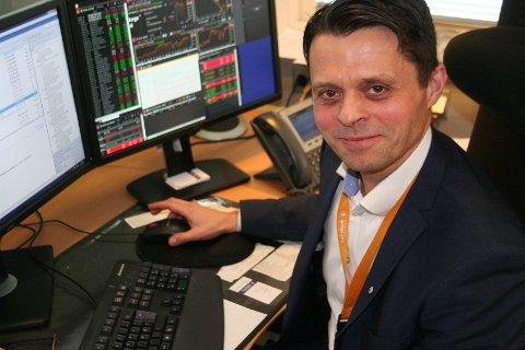 Tom Robin Solstad-Nøis, Direktør / director SNN Markets. Foto: Rune Endresen