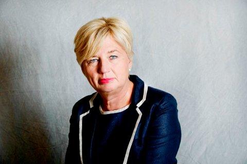 Erna Hagensen.