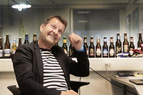 ORDKNAPP: Daglig leder i Ludwig Mack, Harald Bredrup, er nå også direktør i nytt selskap Mack Consept AS.