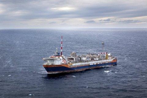 LØSNINGEN: Et produksjonsskip lignende Norne-skipet ser ut til å bli løsningen fior Johan Castrberg.