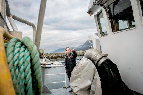"""70 FOT: Sten Ragnar Granli kjøpte """"Slettenberg"""" i 2014. Nå vurderer han ny båt."""