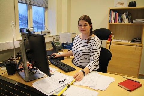 FORNØYD: Fylkesrådsleder i Troms, Cecilie Myrseth (Ap), er fornøyd med resultatet: - Kraft er en evigvarende ressurs, og kraftinntekter er en viktig og forutsigbar kilde for å utvikle våre lokalsamfunn. De tilhører folket, sier Myrseth, i en pressemelding.