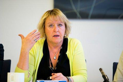 Grethe Gynnild-Johnsen, distriktsdirektør i NRK.