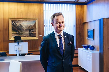 Sparebank 1 Nord-Norge: Jan-Frode Janson.