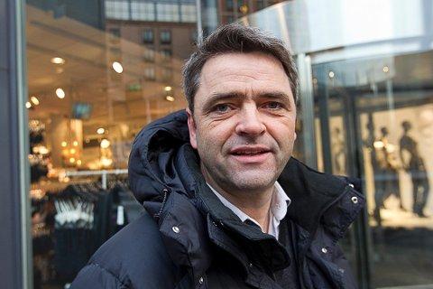 Forbrukerøkonom Magne Gundersen frykter at mange kan få økonomiske problemer etter årets jul. Foto: Terje Bendiksby / Scanpix