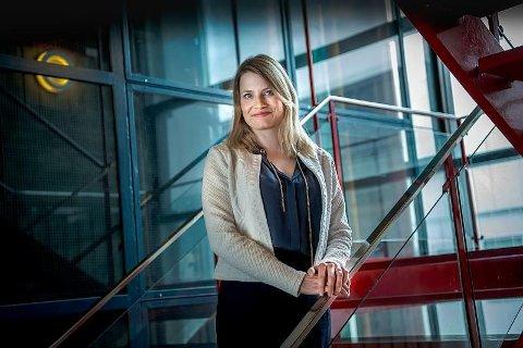 Anu Fredrikson, ny sjef for Arctic Economic Council.