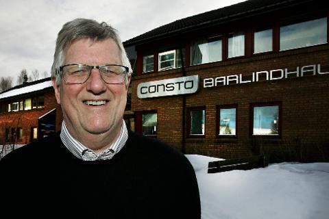 Adm dir Hans Kristian Seterlund i Consto AS.
