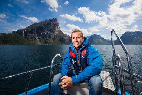 FÅR LEDERJOBB: Christian Chramer, områdedirektør i NHO.