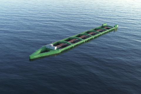 Havfarmen til Norlaks får store dimensjoner.