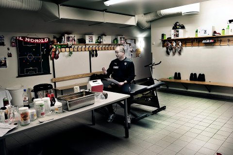 SPONSORAVTALE: Sesongen 2012 var TILs eliteserielag sponset av Herbalife. Etter sesongen ble det bestemt at kontrakten ikke skulle forlenges.