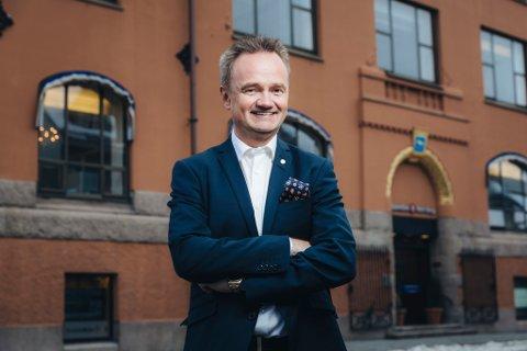 Rendyrket kjernevirksomhet og stor vekst i hele Nord-Norge gir et resultat i toppklasse, ifølge toppsjef Jan-Frode Janson.