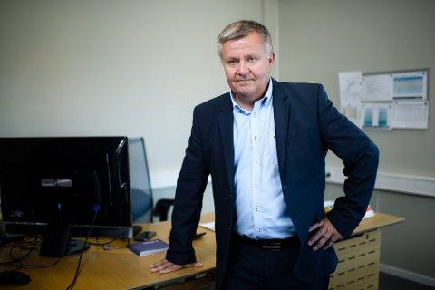 Administrerende direktør Tom Robert Aasnes frykter konkursras i nord som følge av nye tvangsmulktregler.