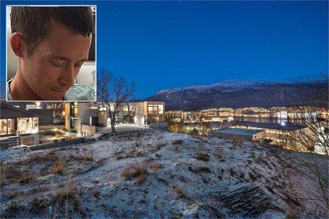 Kjøpte tomt: Christer Lavold kjøpte tomt på Tromsøya for 9,5 mill.kroner.