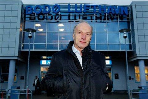 Heine Richardsen (59) er ansatt som ny administrerende direktør og accountable manager i FlyViking