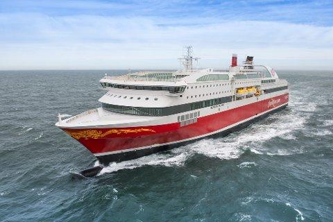 KAN VÆRE INTERESSERT: Fjord Line kan være interessert i nytt Hurtigruten-anbud.