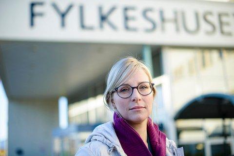 Fylkesråd for kultur og næring Sigrid Ina Simonsen