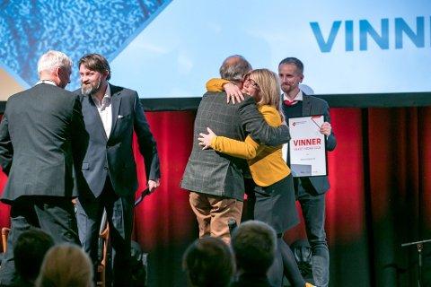 VINNER: Radius Kirkenes er årets Vekst i nord-vinner og får 150.000 kroner.