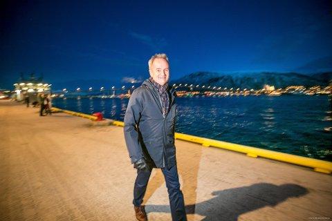 INNBRINGENDE 2019: Tidligere konsernsjef i Sparebanken Nord-Norge, Jan-Frode Janson, hadde over 10,4 millioner kroner i inntekter i 2019 - samtidig som han økte formuen fra ti til 15,8 millioner kroner.