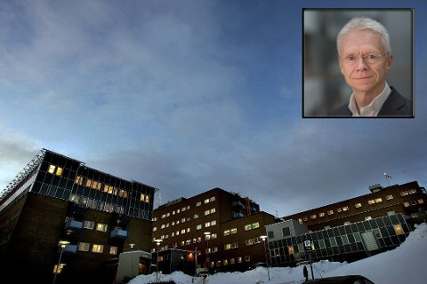 JUS: Tore Bråthen, professor i forretningsjus ved BI, og professor II ved UiT,