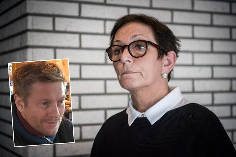 ØNSKER ETTERFORSKNING: Magrethe og Thomas Hagerupsen (innfeldt) sier de ønsker en politietterforskning av helsekjøp-saken velkommen. Margrethe Hagerupsen er tidligere rådmann i Lenvik kommune.