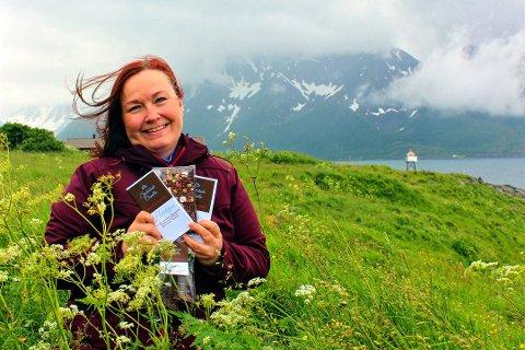 VIL UTVIDE: Sjokoladegründer Camilla Nielsen fra Øksfjord.