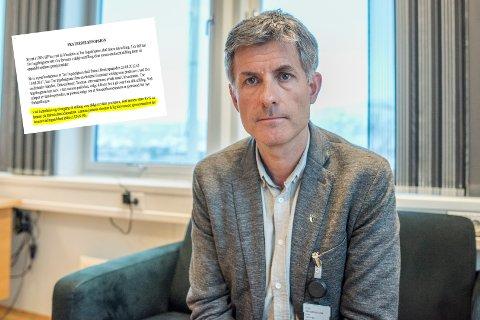 SER FREMOVER: Tor Ingebrigtsen ser fram til å få mer tid til familien og fritidssyslene – ski, orientering og veteranbiler.