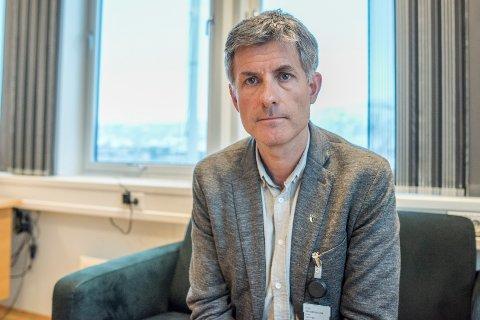 AVVISER TRUSLER: Tor Ingebrigtsen avviser at han har truet Marianne Telle.