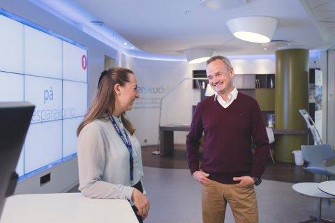 EIER: Konsernsjef i Sparebank1 Nord-Norge, Jan-Frode Janson, er selv en av de største nordnorske eierne i banken med 116.876 egenkapitalbevis (0,12 %) til en verdi på over sju millioner kroner.