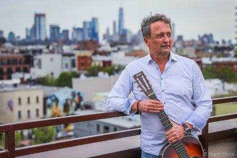 I`M AN TROMSØMAN IN NEW YORK: Roar Dons musiker og eiendomskonge.