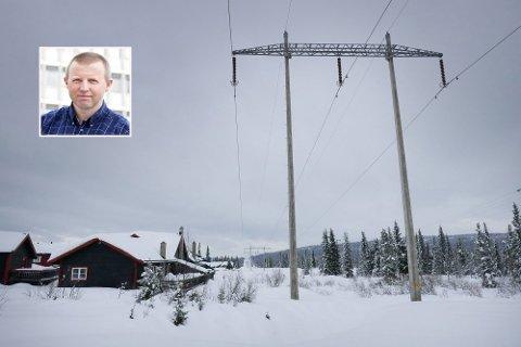 KRITISK: Norsk kraftforedlende industri og norske forbrukere er taperne i et marked som utelukkende belønner energiselskapene, mener Frode Alfheim, leder i Industri Energi.