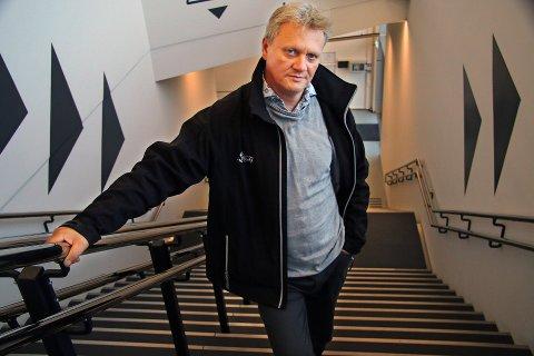 VIL HA UTSETTELSE: Ivar B. Prestbakmo (Sp) støtter Torgeir Knag Fylkesnes (SV) og Cecilie Myrseth(Ap) og ønsker en utsettelse av kvotemeldinga etter at Riksrevisjonen har felt sin dom over norsk fiskeripolitikk.